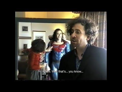 Nicholas Cage as  Superman  Clark Kent