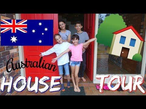 AUSTRALIAN HOUSE TOUR!!!🏠