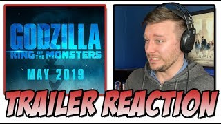 Godzilla: King of the Monsters | Trailer 2 REACTION