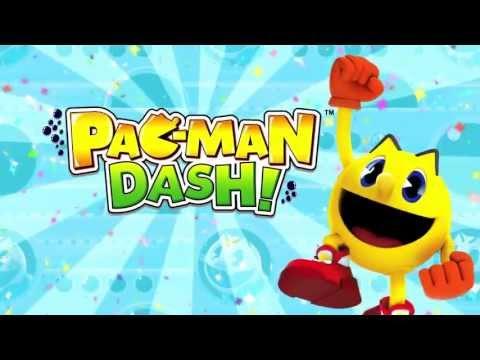 PAC-MAN DASH ! (promotion Movie)
