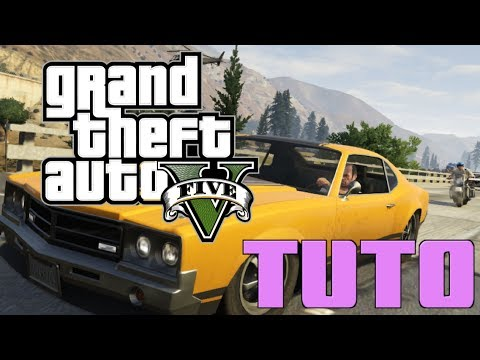 gta v tuto comment voler une voiture sans avoir la police youtube. Black Bedroom Furniture Sets. Home Design Ideas