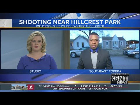 Woman shot near Hillcrest Park, police searching for shooter