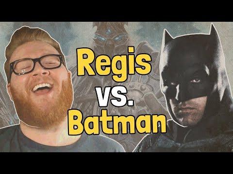 Regis vs. Batman - Pro Battles - Hearthstone