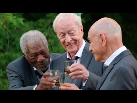 'Going in Style' Official Trailer (2017) |  Morgan Freeman, Michael Caine, Alan Arkin