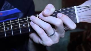 Обучение игре на гитаре с нуля  Настройка гитары