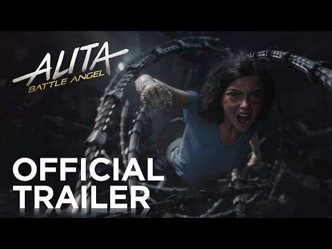 ALITA: BATTLE ANGEL | OFFICIAL HD TRAILER #2 | 2019