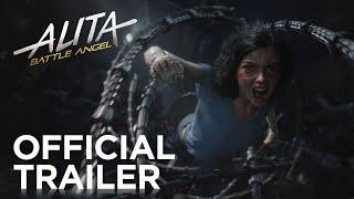 ALITA: BATTLE ANGEL   OFFICIAL HD TRAILER #2   2018