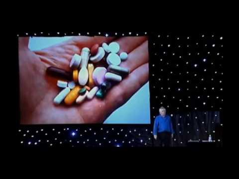 Дэвид Айк: правда о здоровье и удаче (выступление)