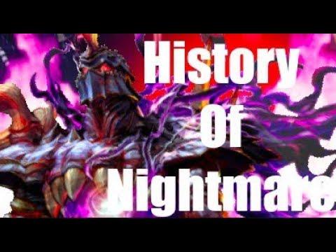 History Of Nightmare Soul Calibur 6