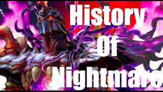 History Of Nightmare Soul Calibur 6
