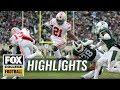 Ohio State vs. Michigan State | FOX COLLEGE FOOTBALL HIGHLIGHTS