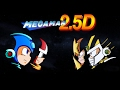 Megaman 2.5D (PC) [Longplay]