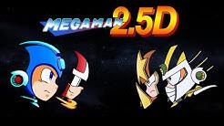 Megaman 2.5D (PC) [Longplay]