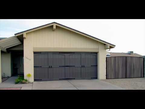 Garage Door Colors for White House - YouTube on Garage Door Color  id=56171