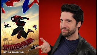 Spider-Man: Into the Spider-Verse - English Movie Trailer, Reviews, Songs