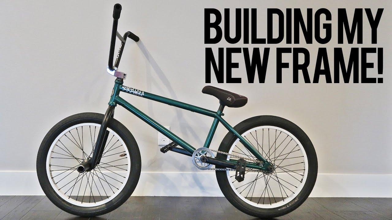 Build Your Own Bmx Bike Online Game