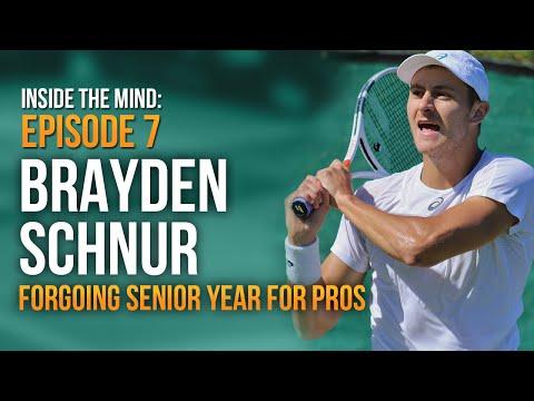 Inside the Mind: Episode 7| Brayden Schnur | Forgoing Senior Year For Pros