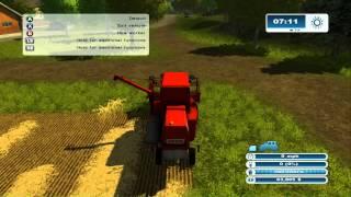 Farming Simulator XBOX 360 Hagenstadt Map S1 E1
