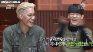 INNOCENT YIXING MAKING EXO LAUGH HARD