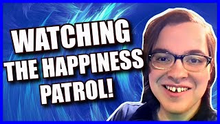 Watching The Happiness Patrol LIVE Today at 7PM BST/2PM EST!