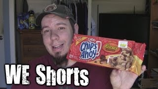 WE Shorts - Chips Ahoy Chewy Made With Reese