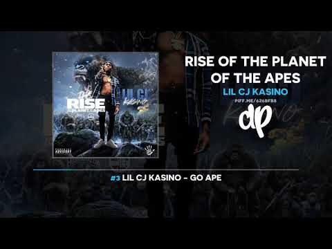 Lil Cj Kasino - Rise Of The Planet Of The Apes (FULL MIXTAPE)