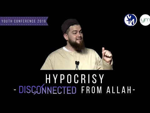 Two Faced: Overcoming Hypocrisy | Ustadh AbdelRahman Murphy | #YC2016