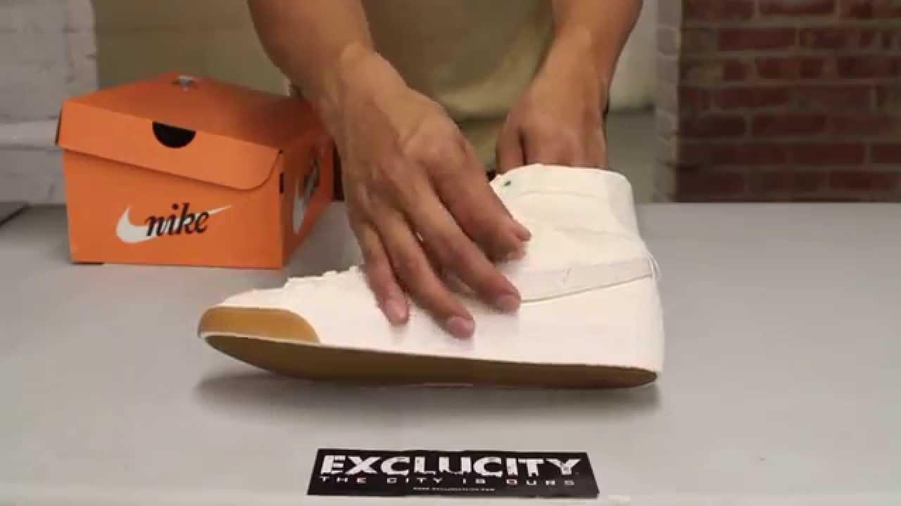 finest selection 70817 fb5c8 Nike Blazer Mid PRM VNTG QS