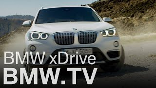 BMW xDrive. Das intelligente Allradsystem.