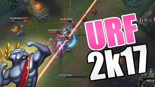 THE GREAT URF MONTAGE 2017