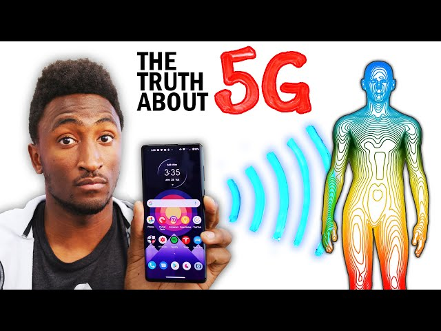 The Truth About 5G ft. MKBHD