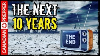 Biologist Predicts how Civilization Collapses Soon