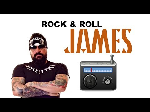ROCK AND ROLL  JAMES TALKS ABOUT RADIO EVOLUTION IN THE RGV