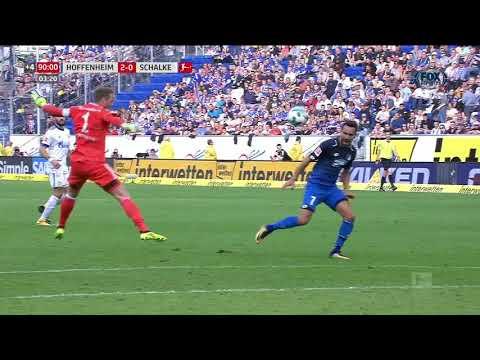 GOL: Hoffenheim 2 - 0 Schalke