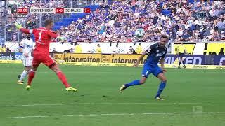 Video Gol Pertandingan Hoffenheim vs Schalke 04