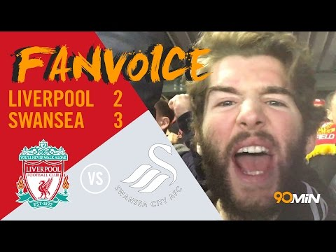 Liverpool 2-3 Swansea | Llorente and Sigurdsson goals give Swansea vital win! | 90min FanVoice