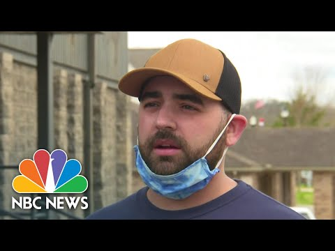 Covid-19 Vaccine Skeptics Explain Why They Don't Want The Shot | NBC News NOW