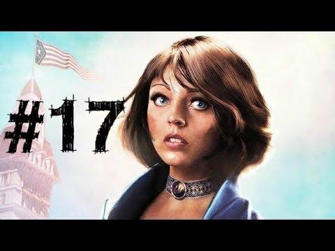 Bioshock Infinite Gameplay Walkthrough Part 17 - A Different Perspective - Chapter 17