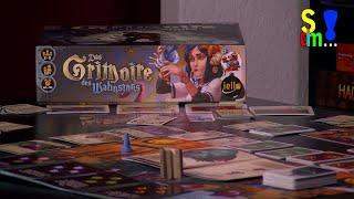 Spiel doch mal DAS GRIMOIRE DES WAHNSINNS! (Spiel doch mal...! - Folge 79)