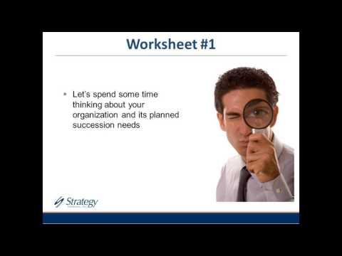 Succession Planning Best Practice: Effective Leadership Development