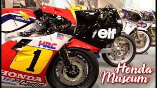 Honda Museum / Japan / @MotoGeo