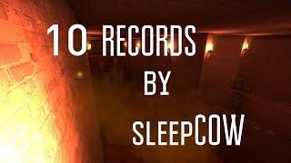 CS:GO BHOP - 10 records by sleepCOW