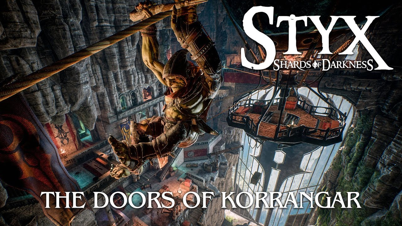 how to stop replaying a mission styx shards of darkness