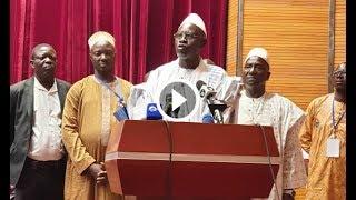 Mali: Le Bureau complet du Haut Conseil Islamique dirigé par Ousmane Madani Haïdara