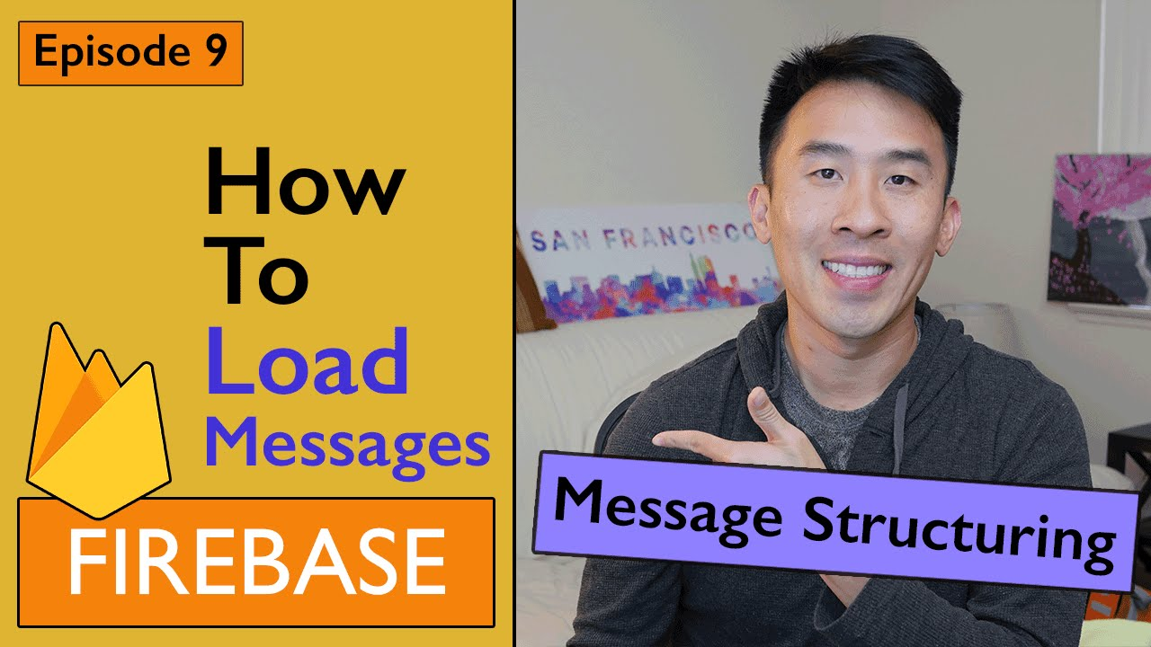 Swift: Firebase 3 - How to Load Messages (Ep 9)