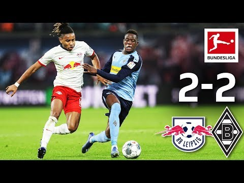 RB Leipzig vs. Borussia Mönchengladbach I 2-2 I Olmo Debut, Spectacular Goals & Great Comeback