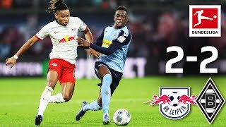 RB Leipzig vs. Borussia Mönchengladbach I 2-2 I Olmo Debut, Spectacular Goals & Great Comeback
