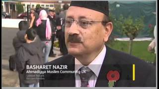 Muslim Youth Launch Poppy Appeal - ITV News