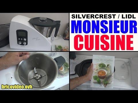 Monsieur cuisine test recettes lidl silvercrest skmh 1100 for Robot multifonction silvercrest monsieur cuisine