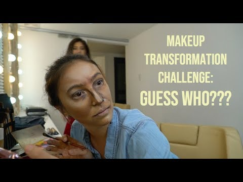 My First Makeup Transformation Challenge! | #SolennBeauty
